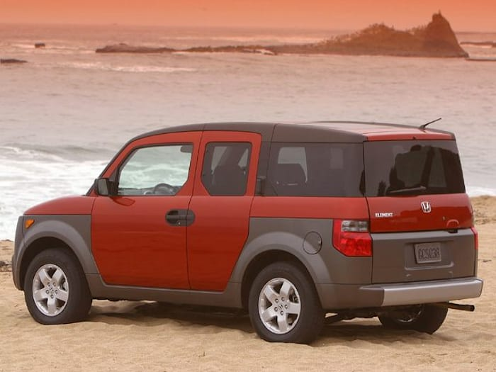 2004 honda element information. Black Bedroom Furniture Sets. Home Design Ideas