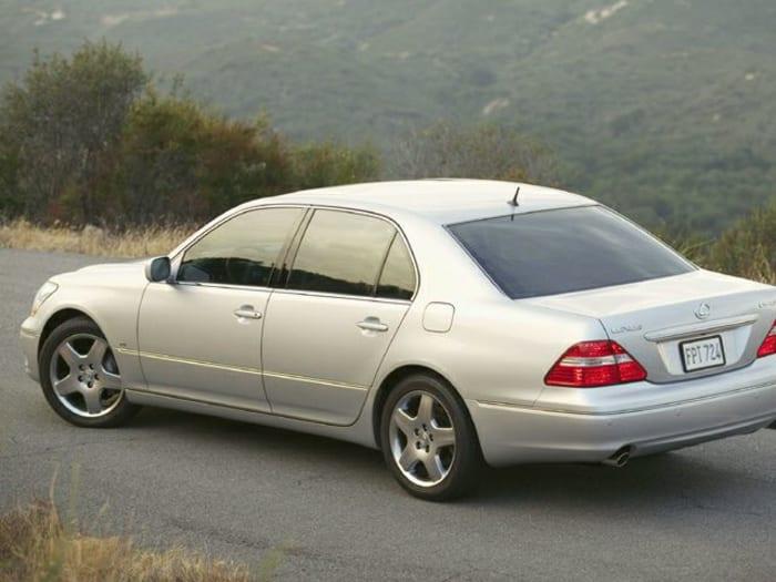 2004 lexus ls 430 new car test drive. Black Bedroom Furniture Sets. Home Design Ideas
