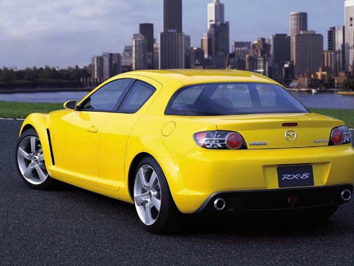 2007 mazda rx 8 information. Black Bedroom Furniture Sets. Home Design Ideas