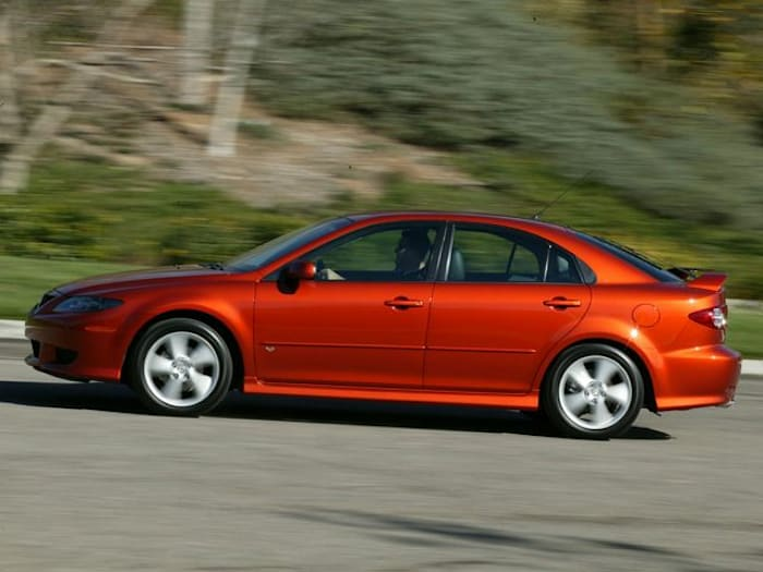 2004 Mazda Mazda6 S 4dr Hatchback Specs And Prices