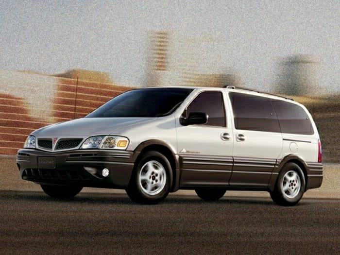 2005 pontiac montana crash test ratings. Black Bedroom Furniture Sets. Home Design Ideas