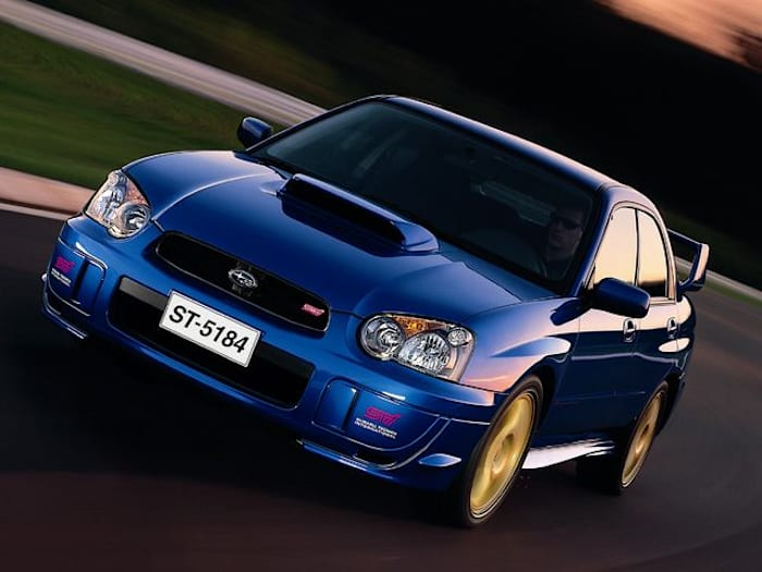 2004 subaru impreza wrx sti specs and prices. Black Bedroom Furniture Sets. Home Design Ideas