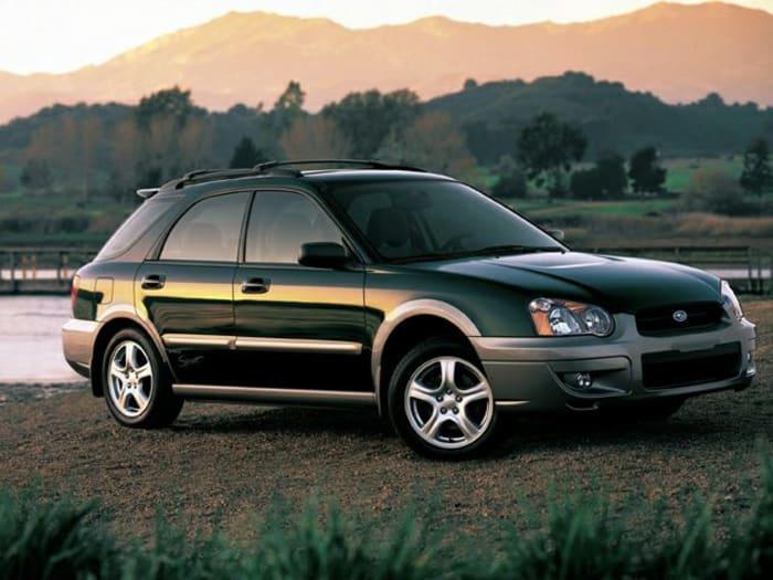 2005 Subaru Impreza Outback Sport Information