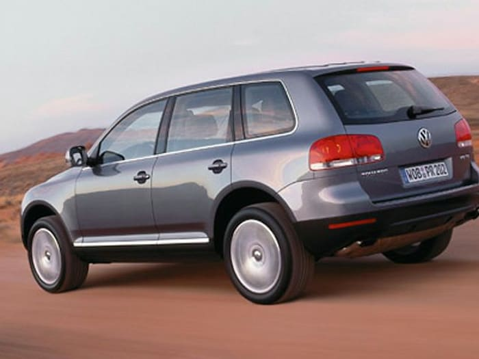 2005 volkswagen touareg information. Black Bedroom Furniture Sets. Home Design Ideas