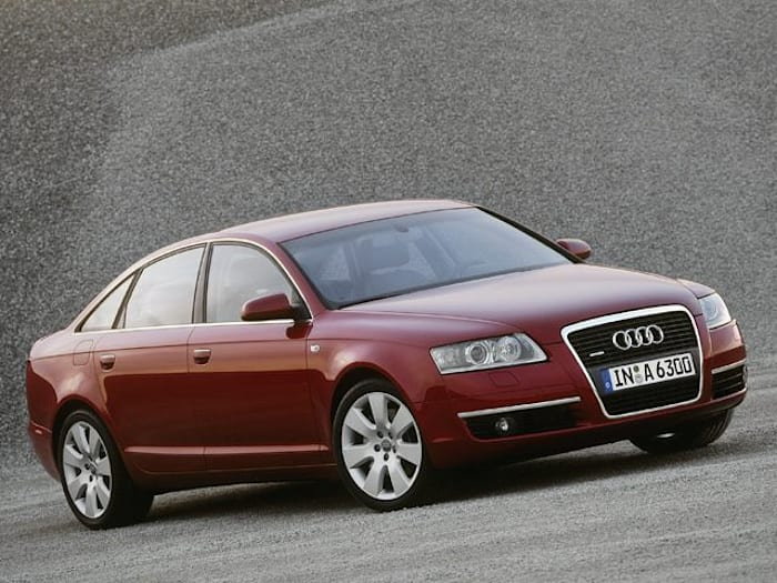 2006 audi a6 information. Black Bedroom Furniture Sets. Home Design Ideas