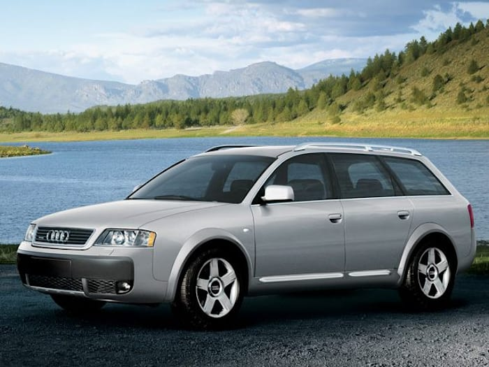 2005 audi allroad 2 7t 4dr all wheel drive quattro wagon pictures. Black Bedroom Furniture Sets. Home Design Ideas