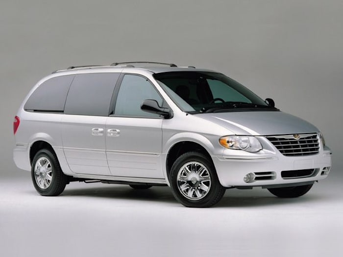 2006 Chrysler Town & Country Information