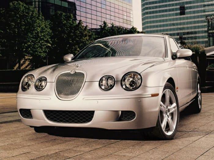 2005 jaguar s type 4 2l v8 r 4dr sedan for sale. Black Bedroom Furniture Sets. Home Design Ideas