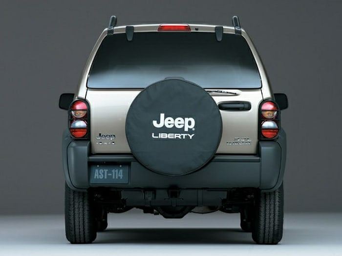 2006 Jeep Liberty Information