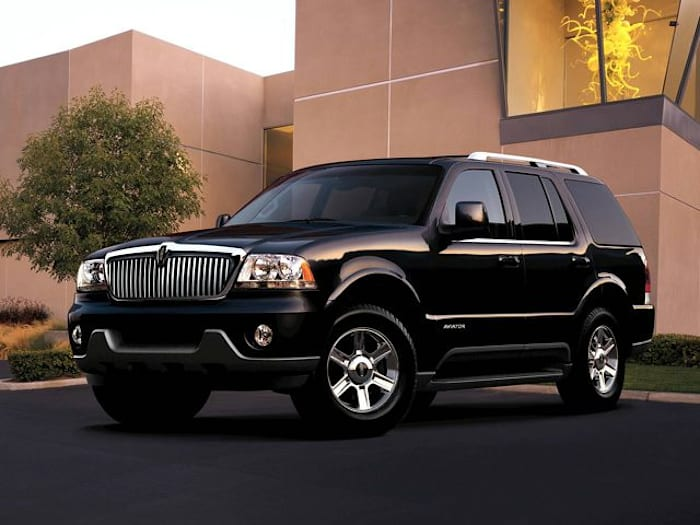 2005 lincoln aviator specs and prices. Black Bedroom Furniture Sets. Home Design Ideas
