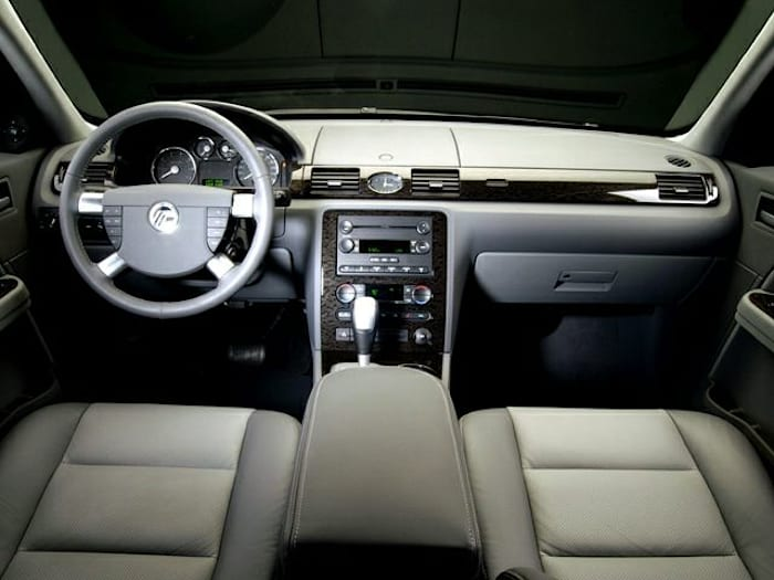 2006 Mercury Montego New Car Test Drive