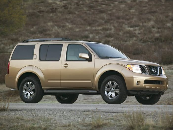 2005 nissan pathfinder specs and prices. Black Bedroom Furniture Sets. Home Design Ideas