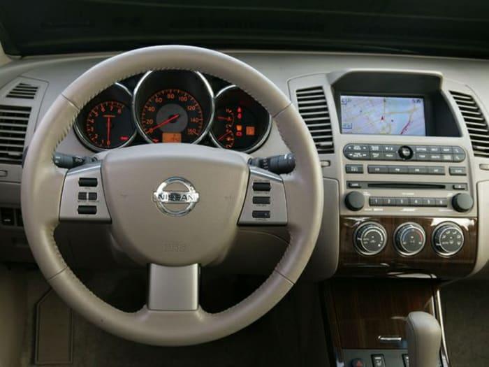 2005 Nissan Altima Information