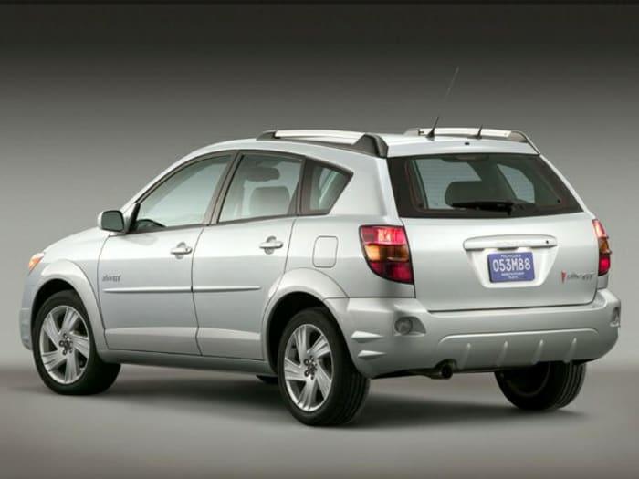 2006 Pontiac Vibe New Car Test Drive