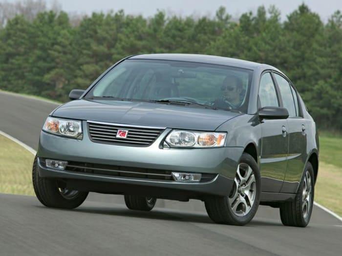 2006 saturn ion new car test drive. Black Bedroom Furniture Sets. Home Design Ideas