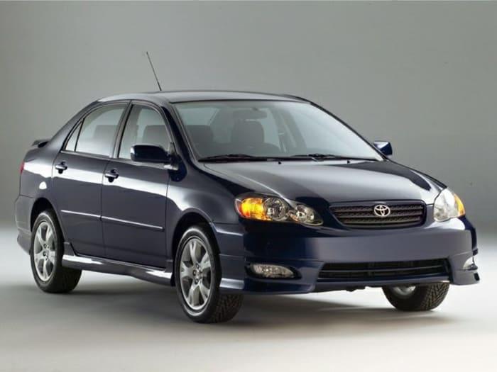 2007 Toyota Corolla Information
