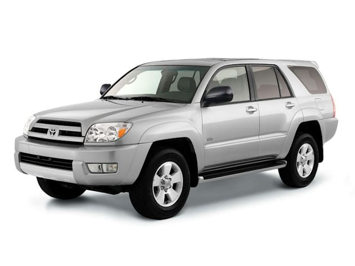 50TSGEF2 2005 toyota 4runner information  at mifinder.co