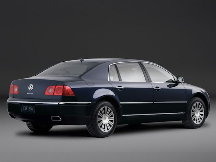 2006 volkswagen phaeton w12 4dr sedan for sale. Black Bedroom Furniture Sets. Home Design Ideas