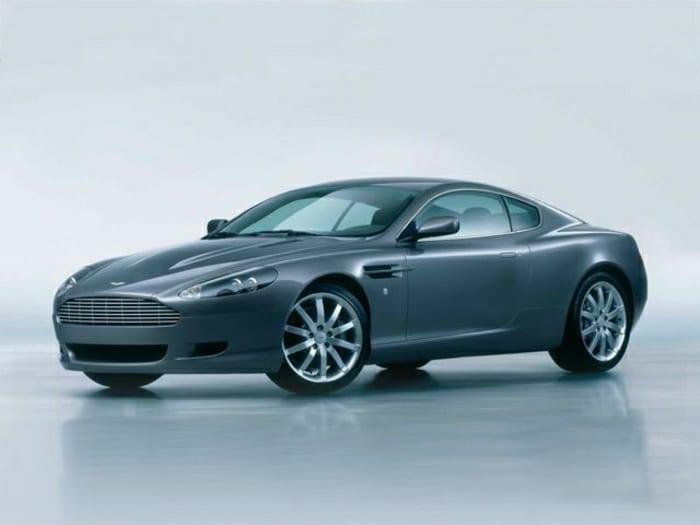 2007 Aston Martin DB9 Specs and Prices