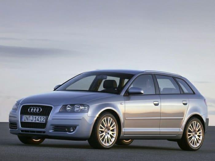 2006 Audi A3 Information