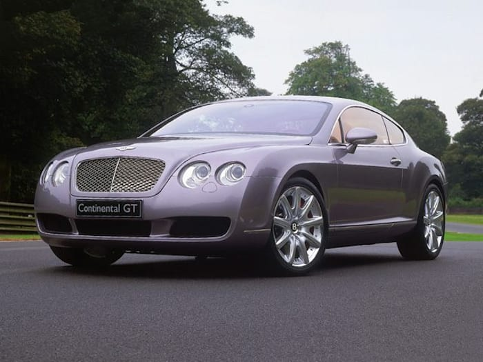 2007 bentley continental gt specs and prices. Black Bedroom Furniture Sets. Home Design Ideas