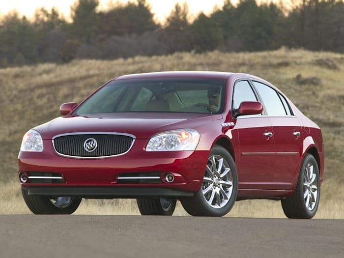2007 buick lucerne information. Black Bedroom Furniture Sets. Home Design Ideas
