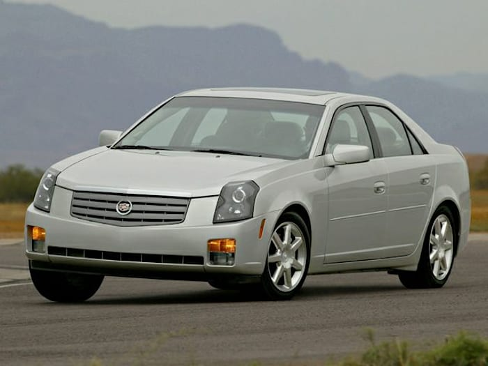 2007 Cadillac Cts New Car Test Drive