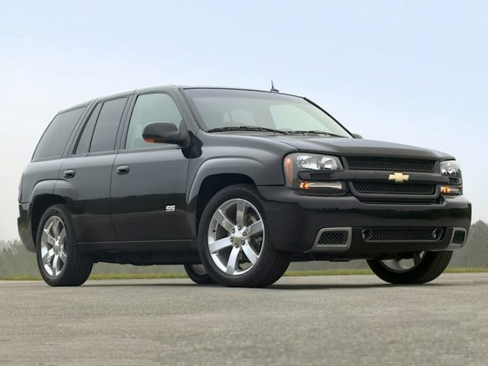 2007 chevrolet trailblazer ss w 3ss all wheel drive pricing and options. Black Bedroom Furniture Sets. Home Design Ideas