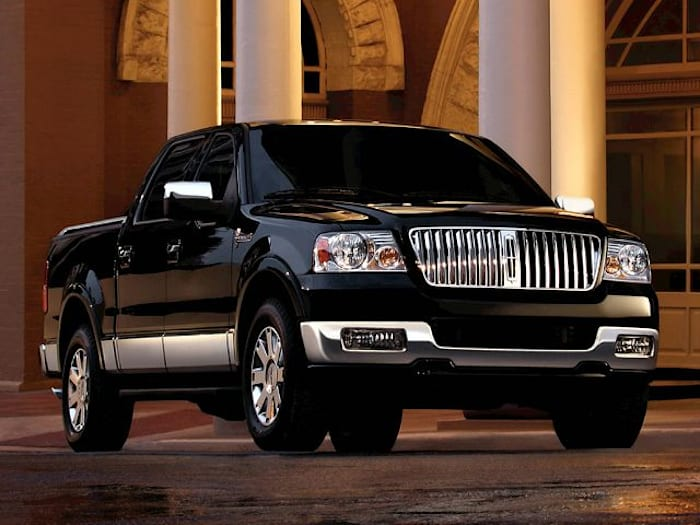 2006 lincoln mark lt information. Black Bedroom Furniture Sets. Home Design Ideas