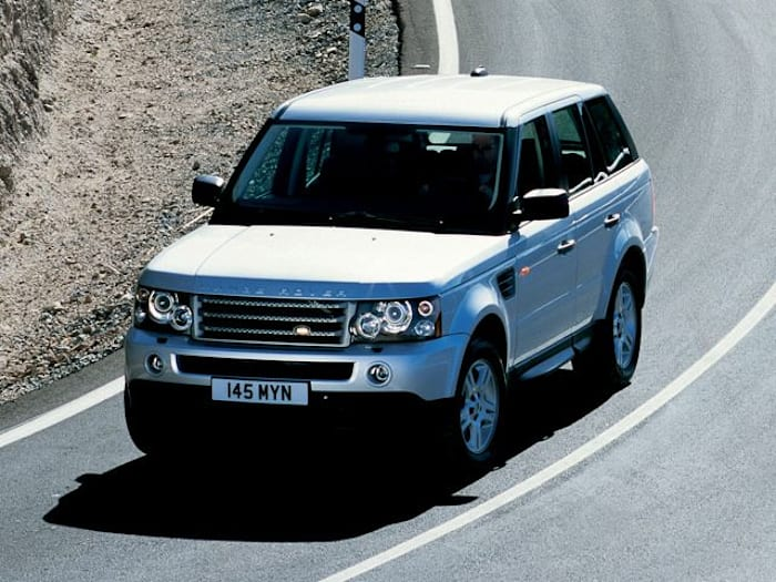 2006 land rover range rover sport information. Black Bedroom Furniture Sets. Home Design Ideas