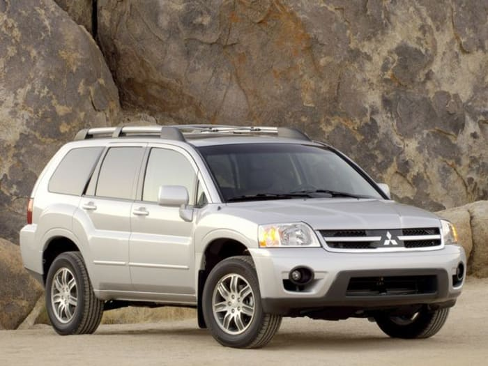 2006 mitsubishi endeavor safety features. Black Bedroom Furniture Sets. Home Design Ideas