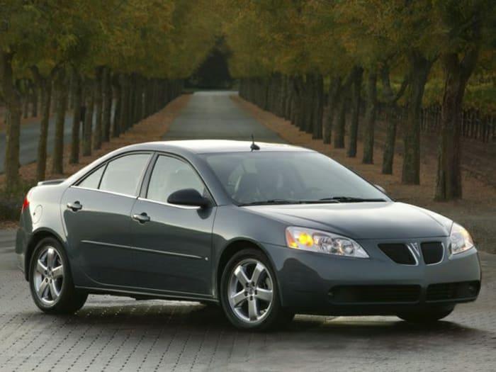 2007 Pontiac G6 Specs and Prices