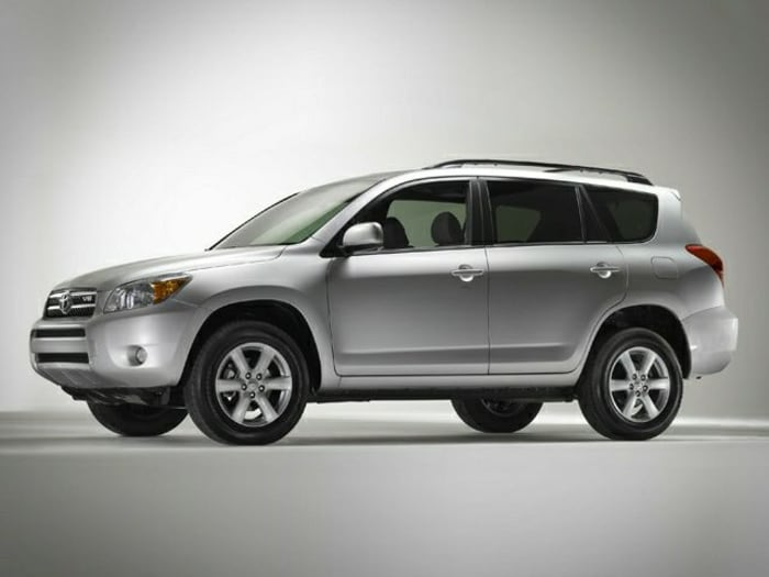 2006 toyota rav4 information. Black Bedroom Furniture Sets. Home Design Ideas