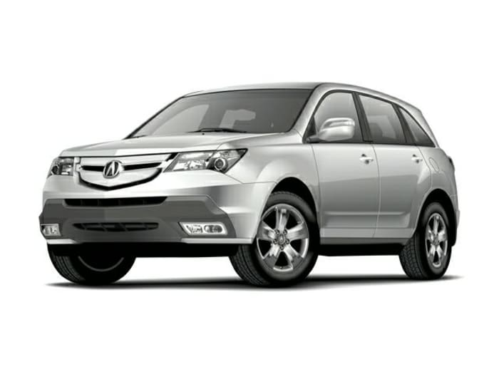 2007 acura mdx new car test drive. Black Bedroom Furniture Sets. Home Design Ideas