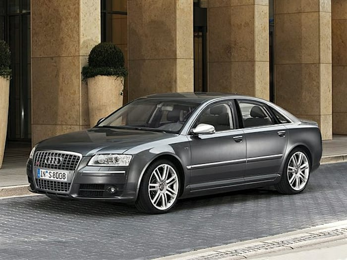 2007 audi s8 information. Black Bedroom Furniture Sets. Home Design Ideas
