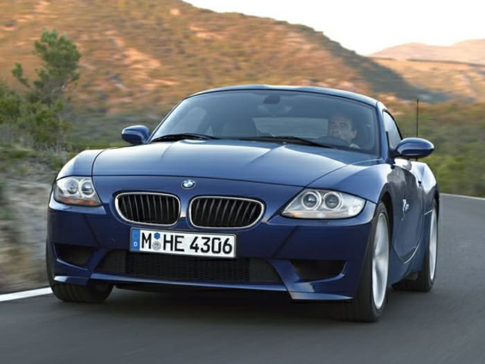 2007 Bmw Z4 3 0si 2dr Rear Wheel Drive Coupe Specs And Prices