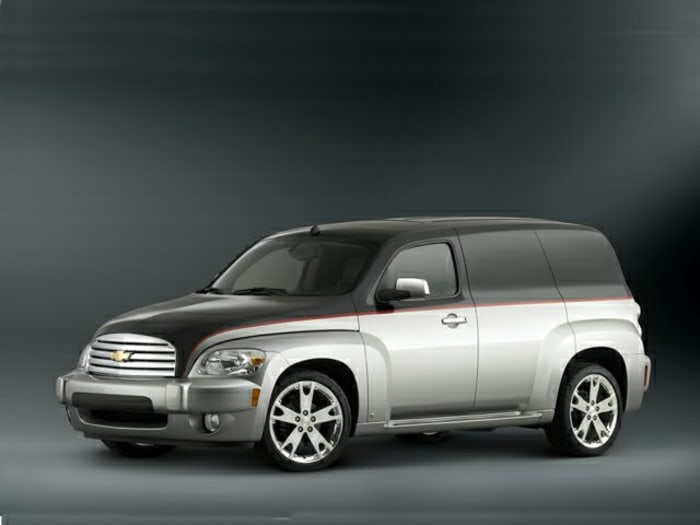2007 chevrolet hhr panel new car test drive. Black Bedroom Furniture Sets. Home Design Ideas