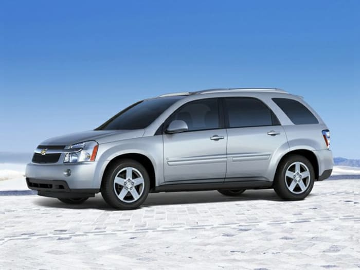 2007 chevrolet equinox information. Black Bedroom Furniture Sets. Home Design Ideas