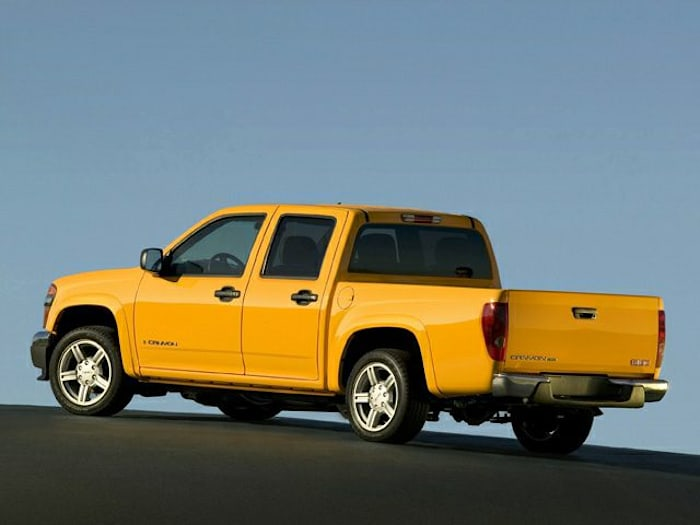 2007 gmc canyon slt 4x2 crew cab 5 ft box 126 in wb pricing and options. Black Bedroom Furniture Sets. Home Design Ideas