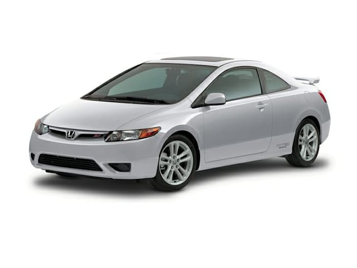 2007 honda civic si 2dr coupe specs and prices. Black Bedroom Furniture Sets. Home Design Ideas