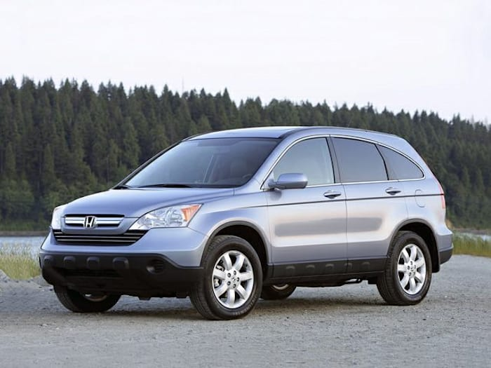 2007 honda cr v information. Black Bedroom Furniture Sets. Home Design Ideas