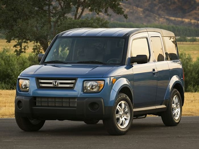 2007 honda element information. Black Bedroom Furniture Sets. Home Design Ideas