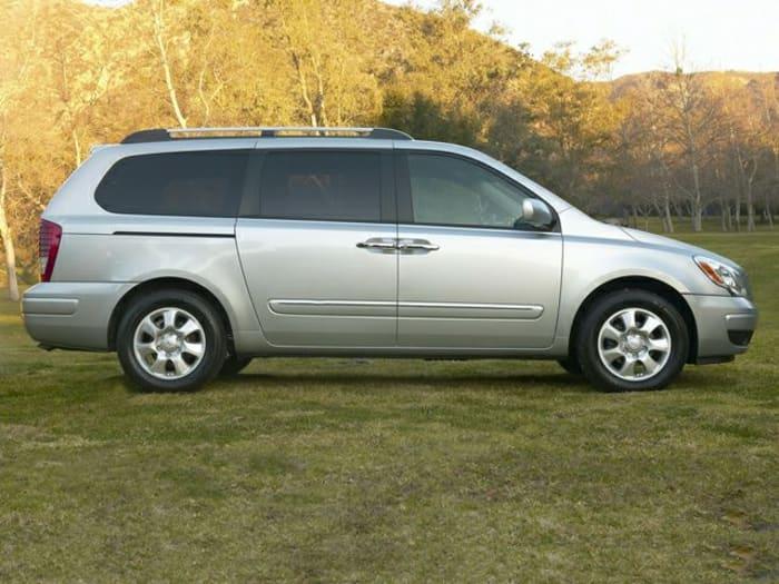 2007 hyundai entourage new car test drive. Black Bedroom Furniture Sets. Home Design Ideas