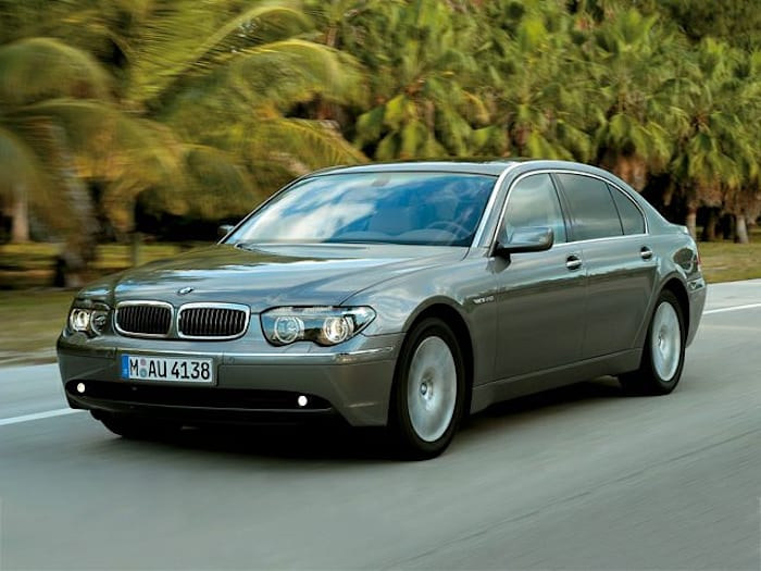 2008 BMW 760 Specs and Prices