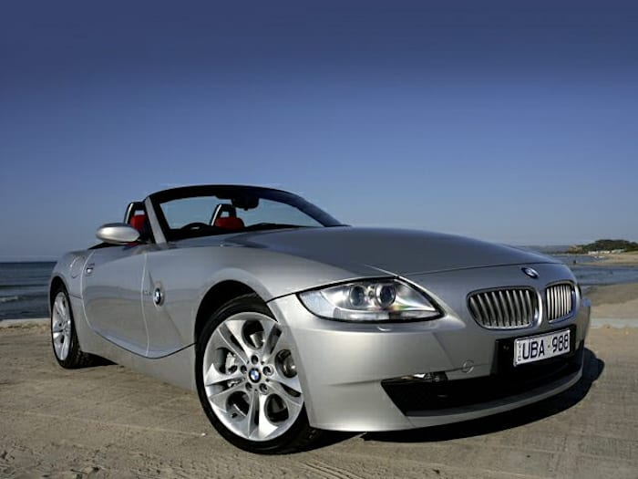 2008 bmw z4 information. Black Bedroom Furniture Sets. Home Design Ideas