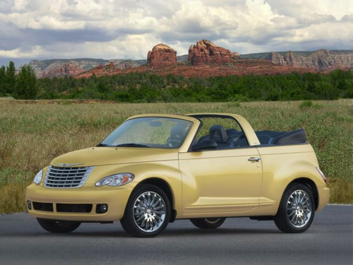 2008 chrysler pt cruiser information. Black Bedroom Furniture Sets. Home Design Ideas