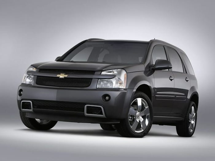 2008 Chevrolet Equinox Pictures | Autoblog