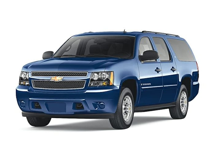 2008 chevrolet suburban 2500 ls 4x4 specs and prices. Black Bedroom Furniture Sets. Home Design Ideas
