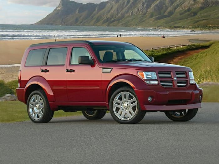 Jeep Certified Pre Owned >> 2008 Dodge Nitro Information
