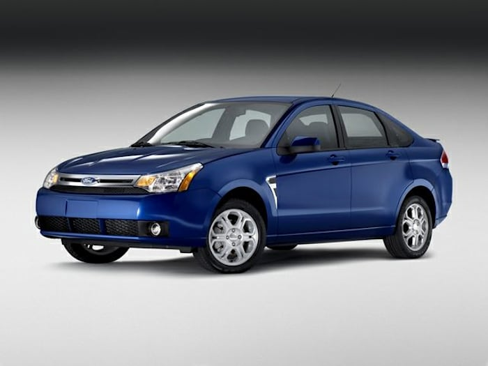 2008 ford focus se 4dr sedan specs and prices. Black Bedroom Furniture Sets. Home Design Ideas